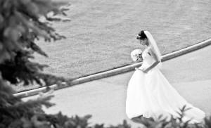 Braut in Fontana