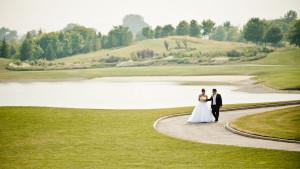Brautpaar in Fontana