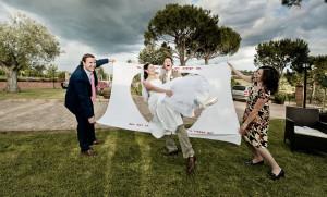 Hochzeit in der Toskana