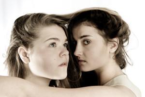 Franziska und Johanna
