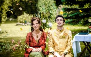 Bollywood bei den Rosenbauchs