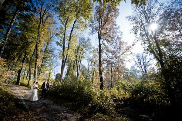 Hochzeit in Hernstein