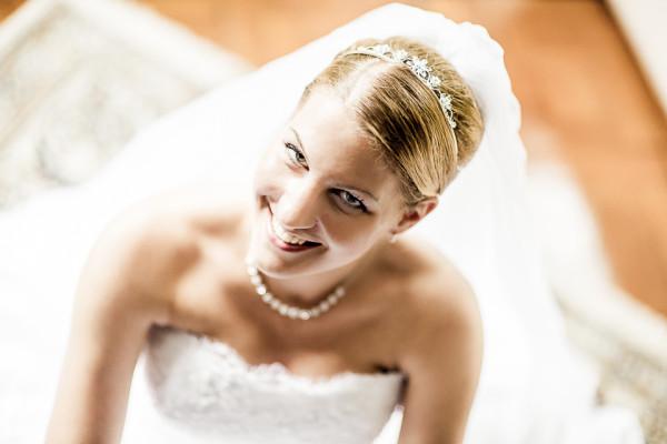 Braut Vorbereitung