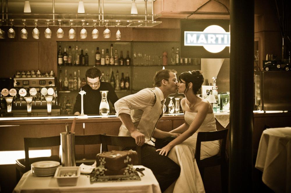Hochzeit in der Marina Wien