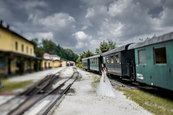 Alter Bahnhof Steyr