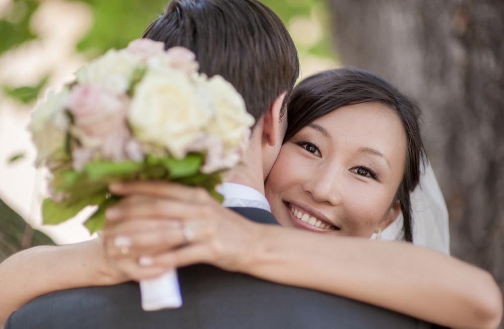 Hochzeit in Schönbrunn