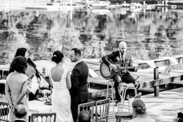Hochzeit in der La Creperie
