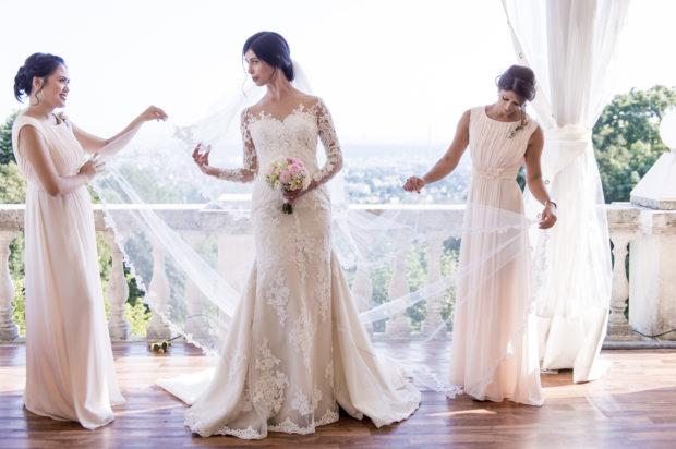 Hochzeit in Wien