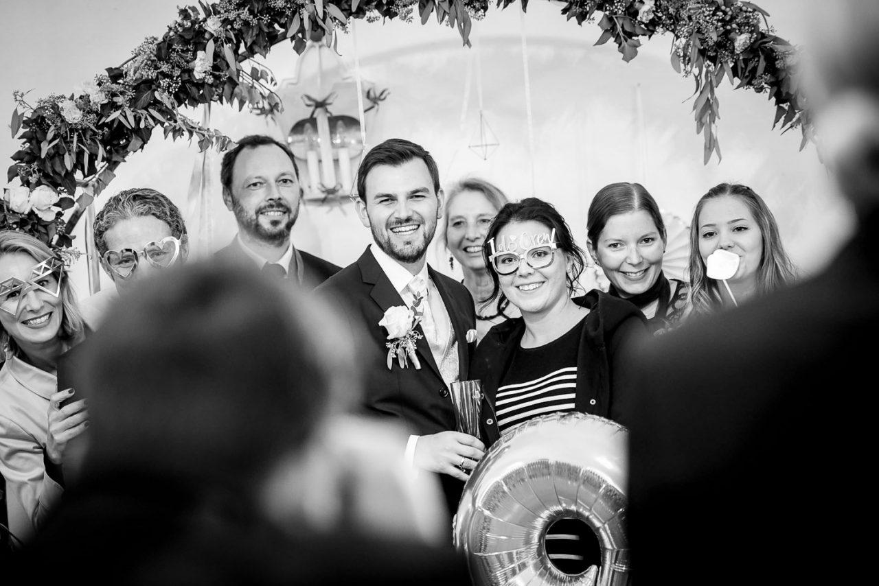Hochzeit im Schloss Halbturn