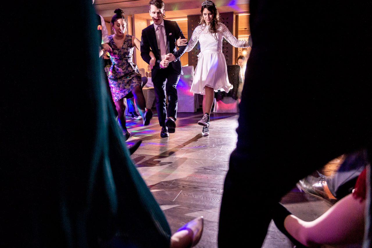 Hochzeitstanz in der Traube Braz
