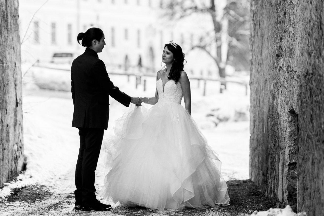 Brautpaar in Bludenz